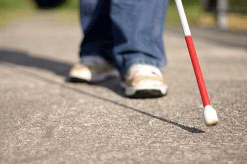 تصویر از اشتغال و نبودن کارمناسب و نامناسب بودن بعضی از معابر مهمترین مشکل نابینایان/ مردم مساله مشاوره ژنتیک را جدی بگیرند