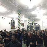 برگزاری مراسم شب شهادت امام سجاد (ع) در اشنیز