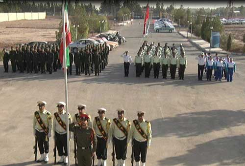 Photo of صبحگاه مشترک نیروهای مسلح به مناسبت هفته ناجا در میبد/ آمار تصادفات در میبد نگران کننده می باشد
