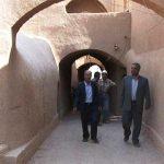 مسجد زیرک و بازارچه قدیمی بیده مرمت و بازآفرینی میشود