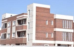 تصویر از ساخت ۹ بلوک خوابگاه خواهران با ظرفیت ۵۰۰ نفر در دانشگاه میبد