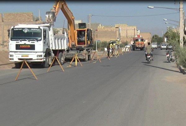 تصویر از بهره برداری از پروژه فاضلاب میبد در سه سال آینده