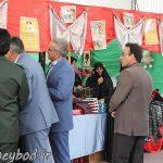 تصاویری از نمایشگاه اقتصاد مقاومتی در رکن آباد شهرستان میبد