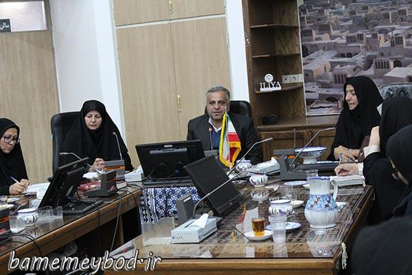 Photo of ساماندهی فعالیتهای بانوان در شهرستان میبد با تشکیل کمیته مشورتی بانوان