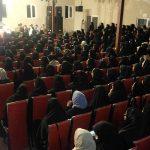 برگزاری جشن میلاد پیامبر اکرم (ص) و حضرت امام صادق (ع) و روز دانشجو در دانشگاه میبد