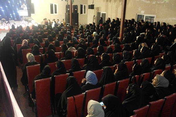 تصویر از برگزاری جشن میلاد پیامبر اکرم (ص) و حضرت امام صادق (ع) و روز دانشجو در دانشگاه میبد