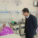 بیمارستان امام جعفر صادق (ع) شهرستان میبد مورد ارزیابی قرار گرفت
