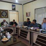 بررسی چالش های بهداشتی شهرستان در نشست شورای اسلامی شهر میبد