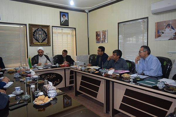 Photo of بررسی چالش های بهداشتی شهرستان در نشست شورای اسلامی شهر میبد