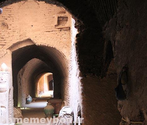 Photo of تصاویری از بناهای به فراموشی سپرده شده در بافت تاریخی بفروئیه و قلعه استوار مهرجرد در شهرستان میبد بخش دوم