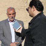بازدید مسئولین شهرداری و شورای شهر میبد از مرکز توانبخشی سارینا