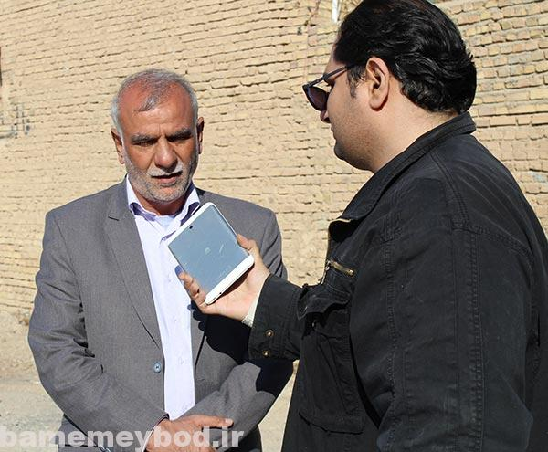 تصویر از بازدید مسئولین شهرداری و شورای شهر میبد از مرکز توانبخشی سارینا