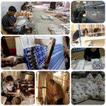 کارگاههای صنایع دستی شهرستان میبد در فضای مجازی معرفی می شوند