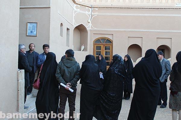 Photo of فعالیت در حوزه گردشگری یکی از نیاز های شهرستان میبد
