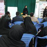 کارگاه آموزشی دانشنامه ازدواج در مصلی آیت الله اعرافی برگزار شد