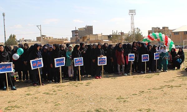 Photo of معرفی نفرات برتر اولین دوره المپیاد ورزشهای همگانی بانوان در شهرستان میبد