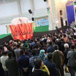 استقبال مردم شهید پرور شهرستان میبد از شهید گمنام هیجده ساله