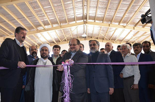 Photo of یک واحد تولید نخ و گونی بافی با حضور وزیر صنعت در میبد یزد به بهره برداری رسید