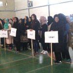 برگزاری مسابقات طناب کشی المپیاد ورزش همگانی شهرستان میبد