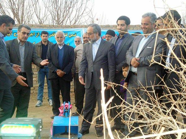 Photo of طرح آبياري نوين در122 هكتار اراضي كشاورزي ميبد افتتاح گردید