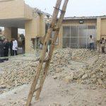 آغاز به کار طرح توسعه و بهسازی بخش هایی از بیمارستان امام جعفر صادق (ع) میبد