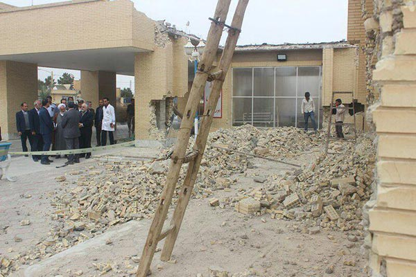Photo of آغاز به کار طرح توسعه و بهسازی بخش هایی از بیمارستان امام جعفر صادق (ع) میبد