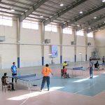 اولین دوره مسابقات تنيس روي ميز کارگران میبد برگزار شد