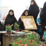 دانش آموزان دبستان قرآنی مهر ایران زمین میبد روز شهدا را گرامی داشتند
