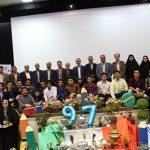 تصاویری از برگزاری جشن تجلیلاز برگزیدگان کنکور ۹۶ شهرستان میبد/بخش اول