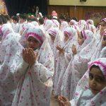 برگزاری همایش یاوران نماز در دانشکده علوم قرانی بفروئیه میبد