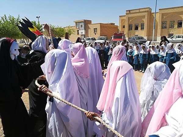 Photo of جشنی به نام جشن سوزاندن بدیها در آخرین چهارشنبه سال