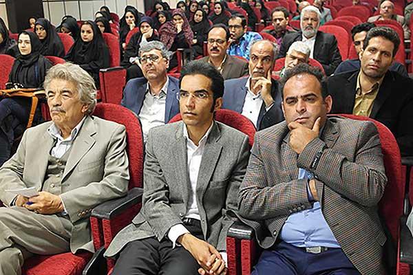 تصویر از برگزاری هشتمین نشست ایران شناسی در دانشگاه میبد