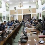برگزاری کارگاه توجیهی تکمیل فرمهای ارزشیابی عملکرد توسط روسای ادارات شهرستان میبد