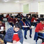 حضورگسترده دانش آموزان ميبدي در آزمون نهمين المپياد علوم و فناوري نانو در پژوهش سراي رشيقي