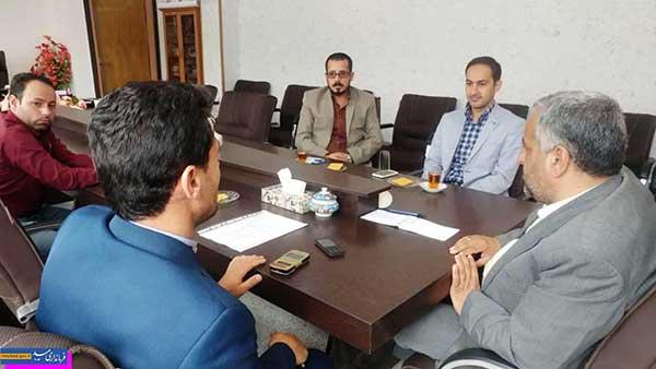 راهاندازی دفتر باشگاه خبرنگاران جوان در میبد