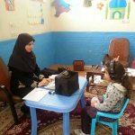 اجرای پایلوت طرح غربالگری شنوایی کودکان ۳ تا ۵ سال مهدهای کودک در میبد
