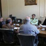 جلسه هماهنگی برگزاری کنکور سراسری در میبد برگزار شد