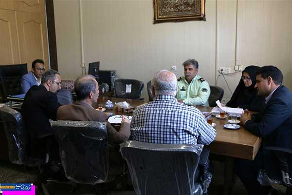 تصویر از جلسه هماهنگی برگزاری کنکور سراسری در میبد برگزار شد