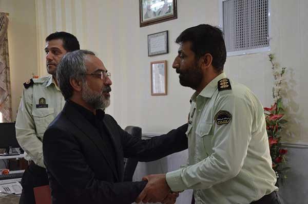 Photo of سرعت و دقت عمل  نیروی انتظامی را نشانه اقتدار و قدرت بازدارندگی این نیرو خواند
