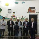 حضور شهردار و اعضای شورای شهر میبد در جمعی صمیمی در خانه کودکان و نوجوانان این شهرستان