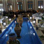 دانش آموزان دبیرستان فاطمیه مهرجرد در ضیافت افطاری مدرسه خود شرکت نمودند