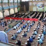برگزاری جزء خوانی قرآن مجید در ماه مبارک رمضان