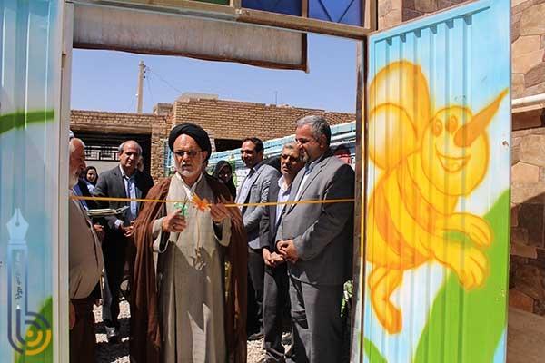 تصویر از افتتاح ساختمان های جدید موسسه آستان امید و مرکز توانبخشی آموزشی سارینا / ضرورت پیشگیری از بیماریها و آسیبها در جامعه
