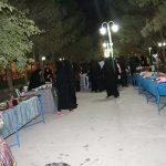 برگزاری نمایشگاهی از توانمندی های بانوان میبدی در پارک بهاران میبد