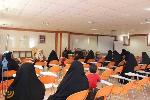 Photo of برگزاری مراسم مولودی خوانی ویژه مددجویان بهزیستی در موسسه خیریه باب الحوائج یخدان میبد