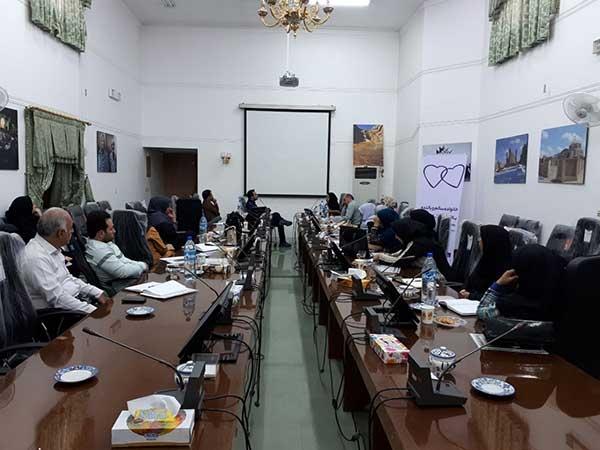 Photo of دوره آموزشی Act ویژه روانشناسان و مشاوران شهرستان میبد برگزار گردید
