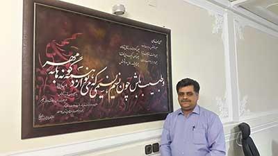 Photo of پزشک میبدی بازرس کل سازمان نظام پزشکی کشور شد