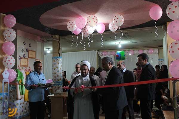تصویر از افتتاح شهر بازی سرزمین قاصدک ها