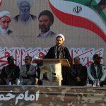 حضور مردم در صحنه ها و نشان دهنده عشق به اباعبدالله الحسین (ع) و دلاور مردان جبهه و جنگ می باشد
