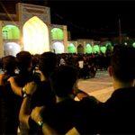 اشعار شب پنجم مراسم شاه حسن شاه حسین در امامزاده سید صدر الدین قنبر میبد